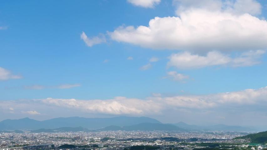 Landscape of Fukuoka city in Japan | Shutterstock HD Video #1053072809