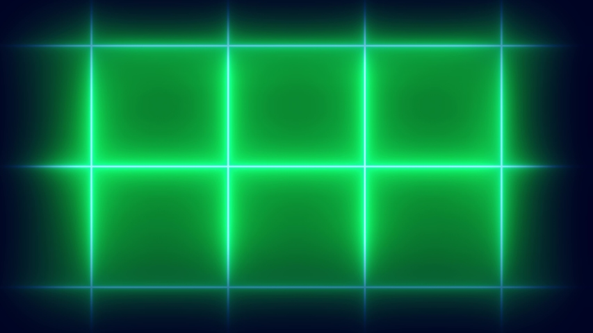 3d rendering Abstract motion digital technology lines green | Shutterstock HD Video #1053249851