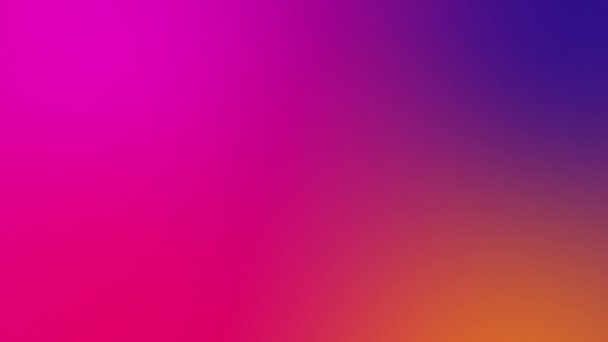 Multicolored motion gradient pink purple neon lights soft background with animation seamless loop.   Shutterstock HD Video #1053334595