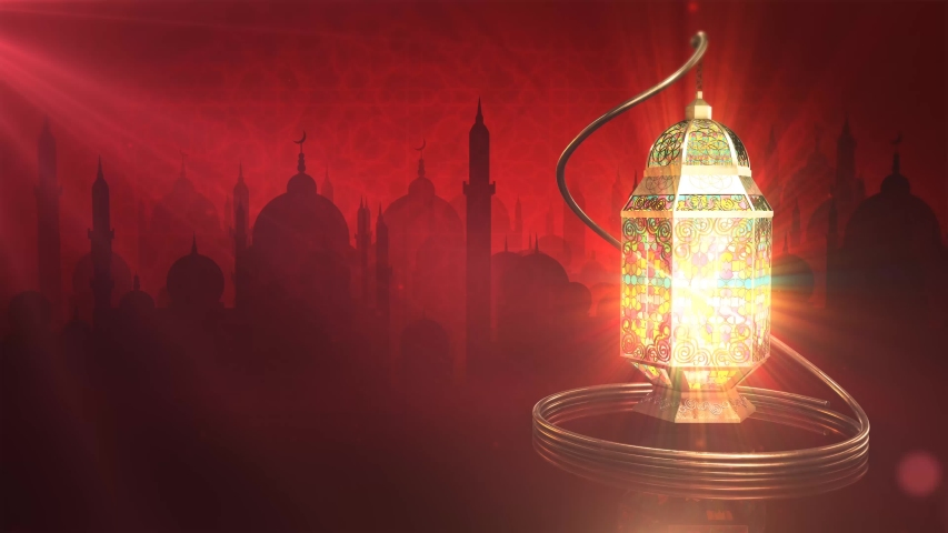 Eid Background,ramadan Background, Islamic Background,3d Stock Footage Video  (100% Royalty-free) 1053394265   Shutterstock