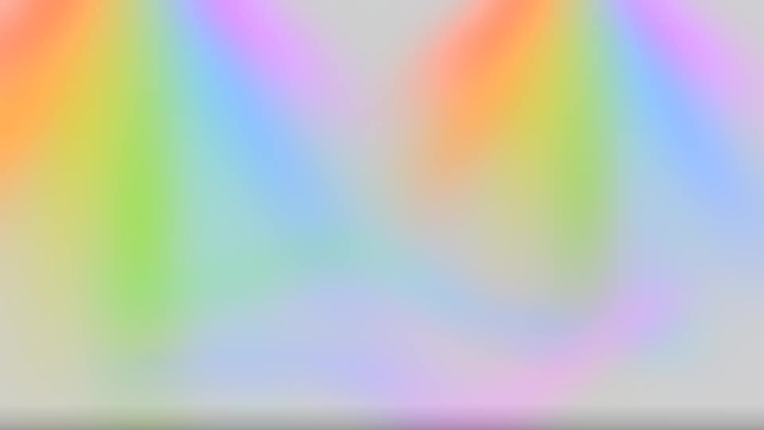 Rainbow color gradient. Blurred abstract background moves. The color varies with its position, producing a smooth color transition. Red Ultraviolet | Shutterstock HD Video #1053495383