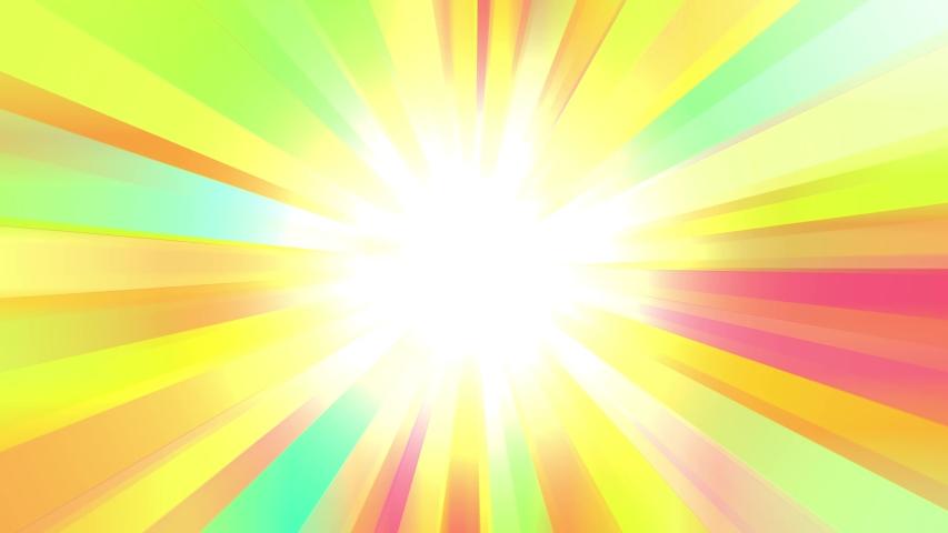 Concentration line light live background   Shutterstock HD Video #1053574361