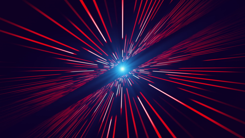 Digital server data. color red blue abstract background of virtual space with binary code animation. Matrix style futuristic 3D render   Shutterstock HD Video #1053582599