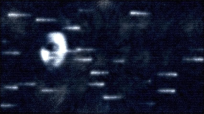 Matrix effect. human hand, quarantine inscription appears on black cyber pattern digital background. Computer script. Programming code. Digital abstract bits data stream. digital technology.   Shutterstock HD Video #1053603017