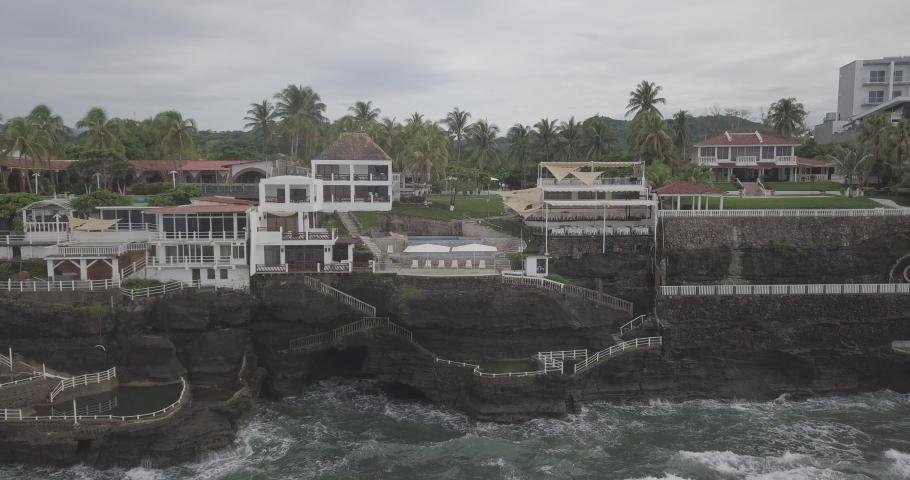 Beach Hotel at El Salvador