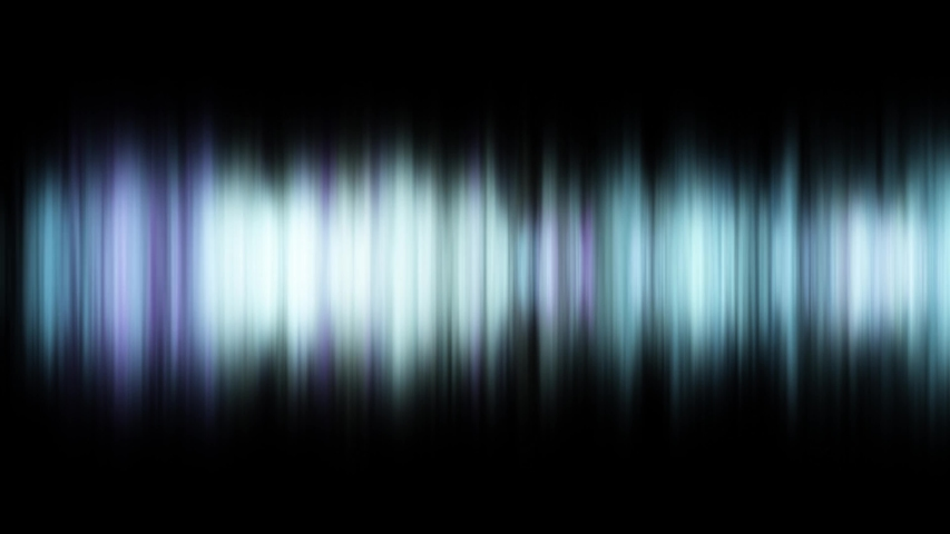 Blue northern lights. Computer generated white blue flare   Shutterstock HD Video #1053707111