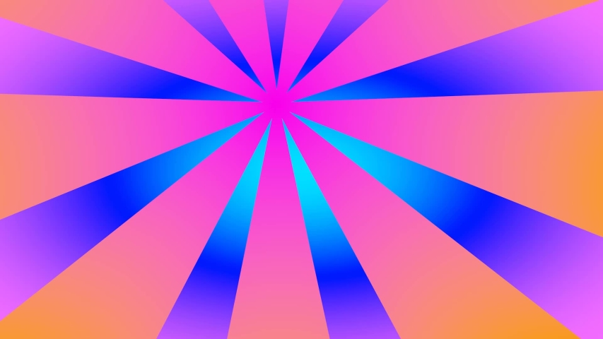 Motion footage background with colorful elements. Background rotates. Transition motion footage background with colorful elements. Red, blue and pink colors.   Shutterstock HD Video #1053899195