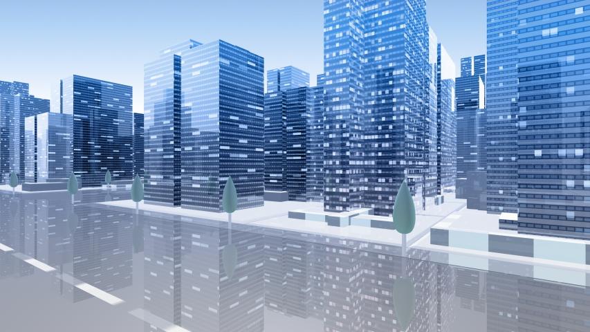 City background   Shutterstock HD Video #1053931262