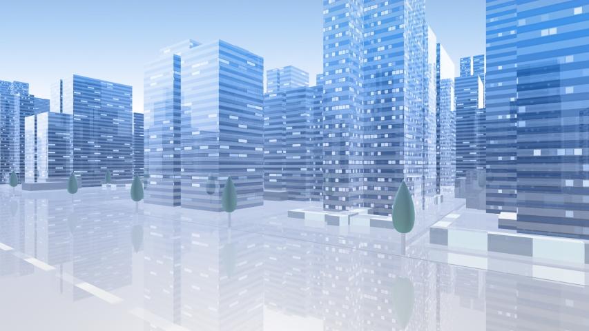 City background   Shutterstock HD Video #1053931274
