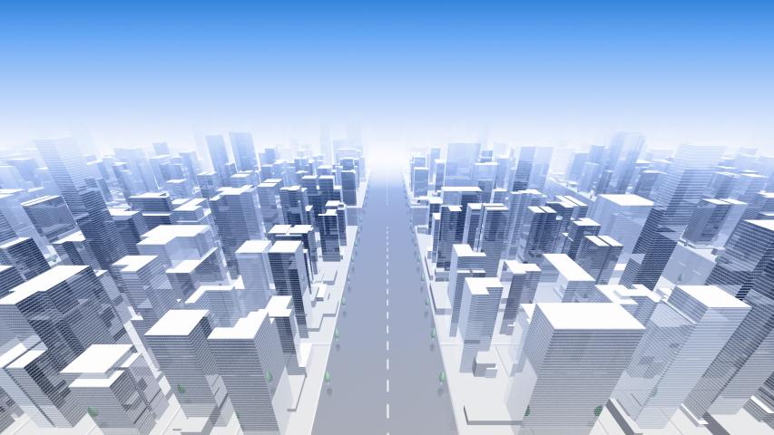City background   Shutterstock HD Video #1053931292