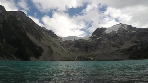 Joffre Lakes in BC Canada