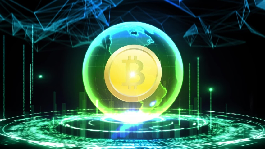 Business, Technology, Internet and network concept. ICO Initial Coin Offering.