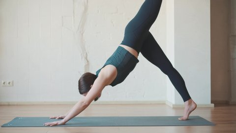 Dynamic Asanas Stock Video Footage 4k And Hd Video Clips Shutterstock