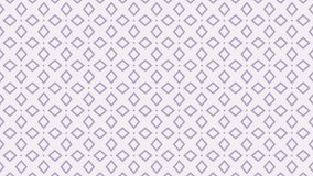 looping background animation of geometric pieces changing shape