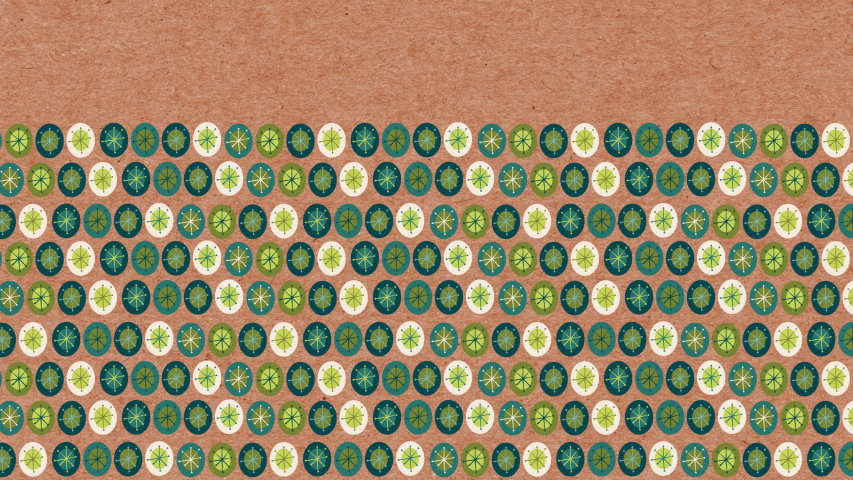 Retro Modern design looping seamless background. Great for copyspace. No text. Put your text here.