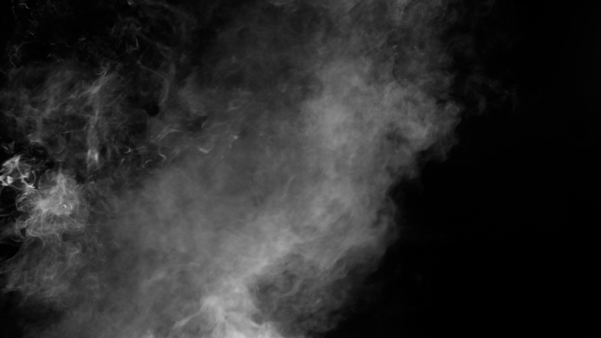 Realistic Smoke Clouds from Dry Ice Smoke Storm Atmosphere Fog Overlay (footage Background) for different projects | Shutterstock HD Video #1055014040
