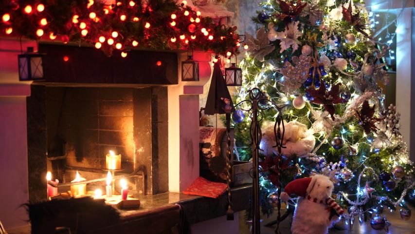 LUXURY CHRISTMAS PEARL BEAD GARLAND SHINY TREE BAUBLES DECORATION