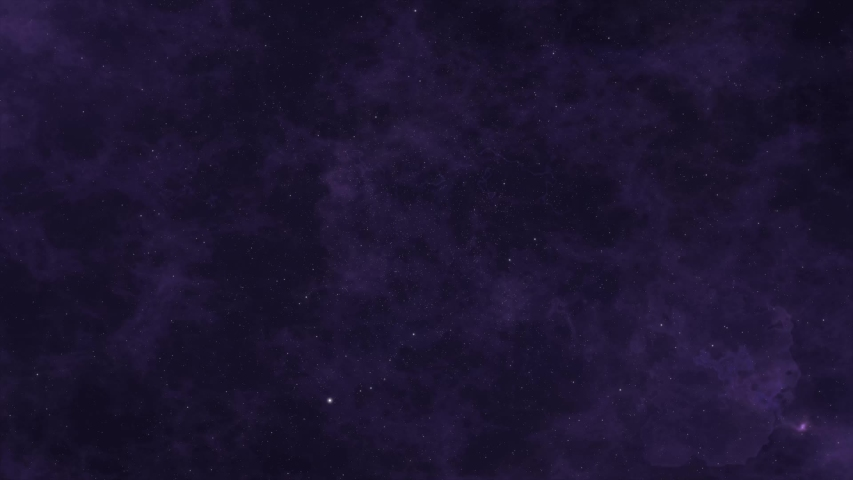 Star BG, blue nature dark galaxy, night sky stars background.Time lapse stars and space in night sky.Camera is moving zoom in the violet and magenta colored nebula. Space filled with Stars animation.   Shutterstock HD Video #1055330018