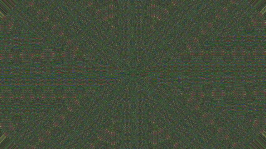 Transforming trendy geometrical nostalgic shimmering background. Kaleidoscope effect for creative use.  | Shutterstock HD Video #1055572643