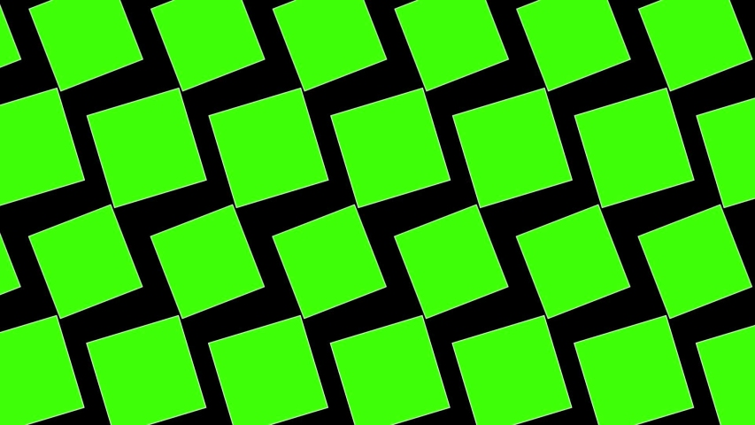 Green squares motion background seamless loop | Shutterstock HD Video #1055704277