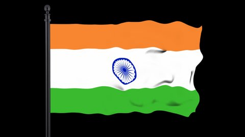 Indian Flag Png Stock Video Footage 4k And Hd Video Clips Shutterstock