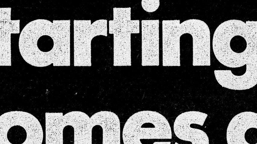 A gritty typographic texture created with high resolution scans of vintage newspapers. | Shutterstock HD Video #1055997422