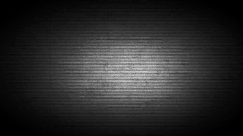 Black and white grunge texture background, flickering vignette spotlight, old film effect Royalty-Free Stock Footage #1056141671