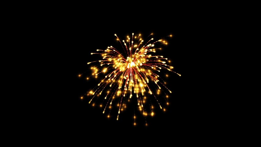 firework display. shining fireworks with bokeh lights in night sky. glowing fireworks show. New year's eve fireworks celebration. multicolored fireworks in night sky. beautiful colored night . Royalty-Free Stock Footage #1056223310