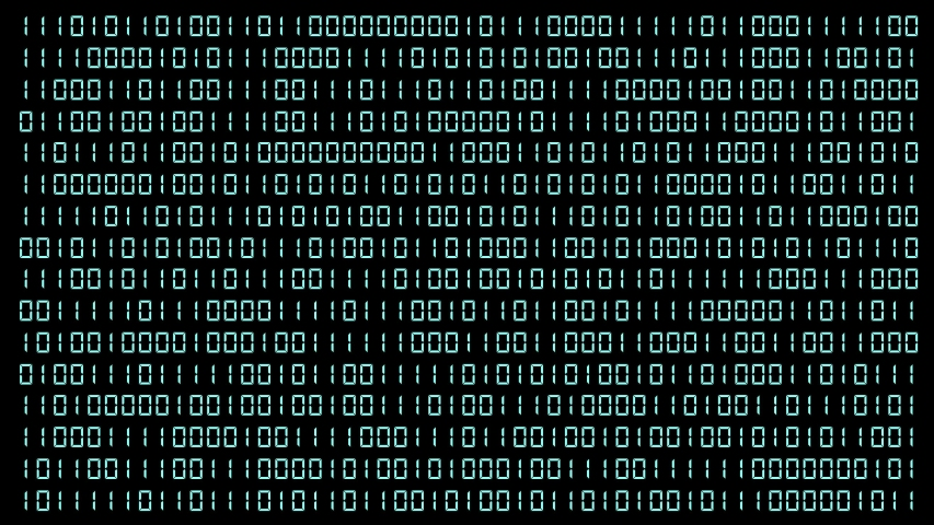 Technical environment programming, binary code in the future. Modern technology hex code concept. Digital abstract background. Royalty-Free Stock Footage #1056246851