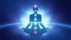 yoga training to enhance mind power and strength