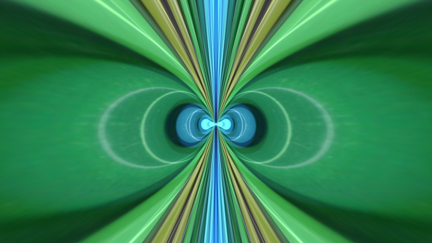 Abstract Cyberspace Animation Background, Loop, 4k  | Shutterstock HD Video #1056691451