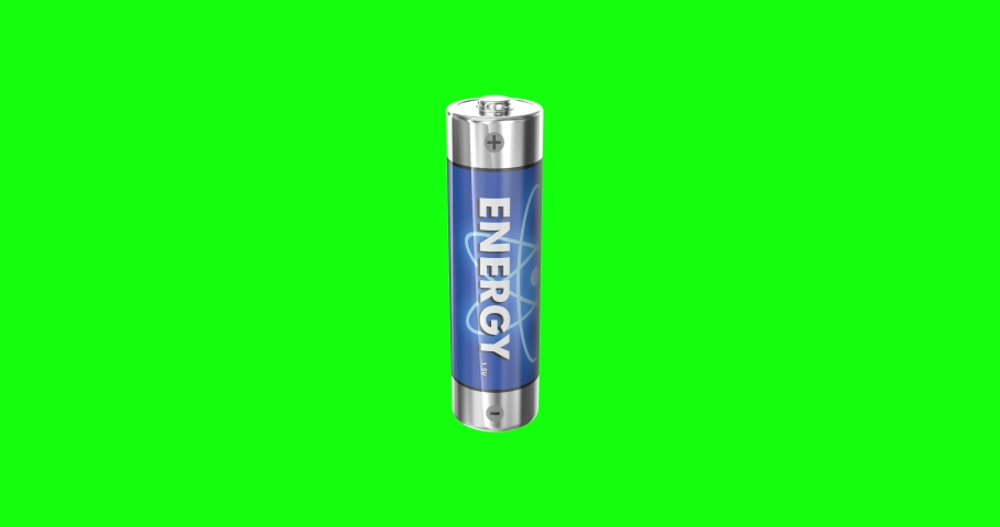 8 animations 3d alkaline charge battery charge energy charge alkaline volt battery volt energy volt alkaline AAA battery watt energy watt alkaline green screen battery green screen energy green screen