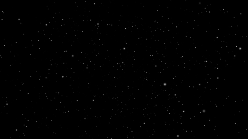 Stars shine effect on black screen background animation. Twinkle festive or holiday decoration. Christmas star glow 4k animation. Chroma key . | Shutterstock HD Video #1056729020