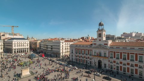 4 K Time Lapse Spain Stock Video Footage 4k And Hd Video Clips Shutterstock