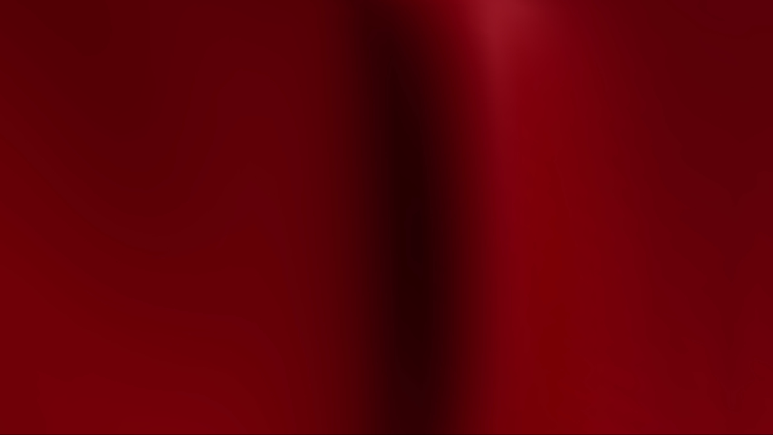 Red satin fabric flowing in the wind animation | Shutterstock HD Video #1057093931