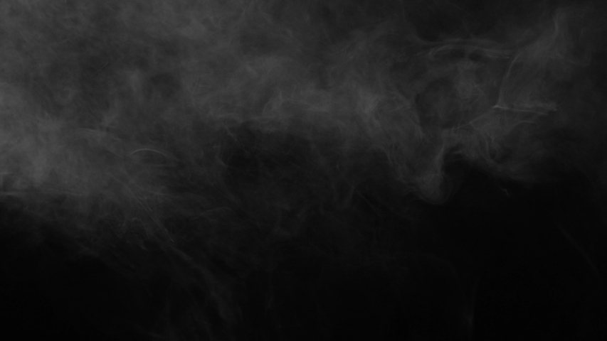 Effect of fog hovering very slowly on the background from the Vapor collection - Smoke VFX Video Element.   Shutterstock HD Video #1057399360