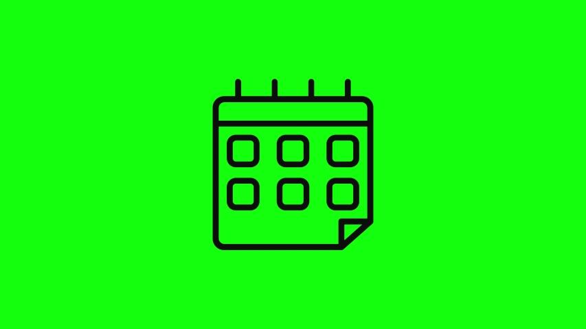 Transparent calendar month time month date month calendar icon time icon date icon calendar schedule time schedule date schedule calendar green screen time green scree date green screen 10 Animations | Shutterstock HD Video #1058112640