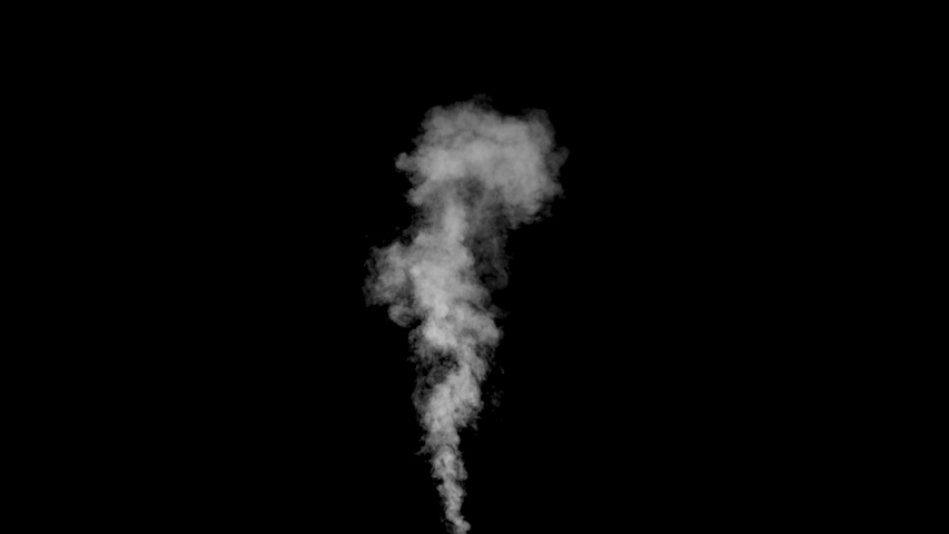Realistic Smoke Effect floating in the air. fog, vapor, Smoke cloud, smoke particles, smoke explode and wind effect | Shutterstock HD Video #1058171329