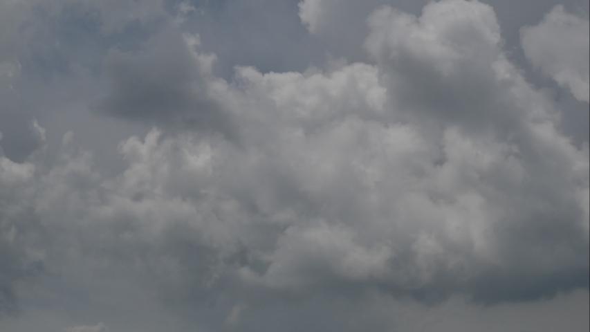 4k,time lapse Black rain clouds flowing in the sky | Shutterstock HD Video #1058276368