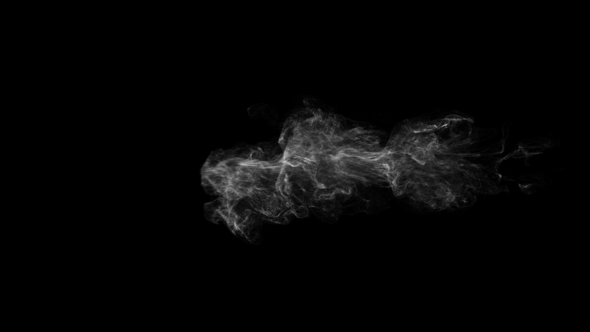 Realistic particles effect, Smoke Effect floating in the air. fog, vapor, Smoke cloud, smoke particles, smoke explode and wind effect, Dust | Shutterstock HD Video #1058773936