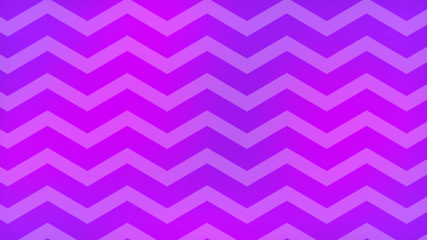 Abstract waves and zigzag pattern, color gradient. Moving background. smooth transitions. Purple pink ultraviolet. full hd and 4K looped animation. motion graphic design. blur colors | Shutterstock HD Video #1058788516