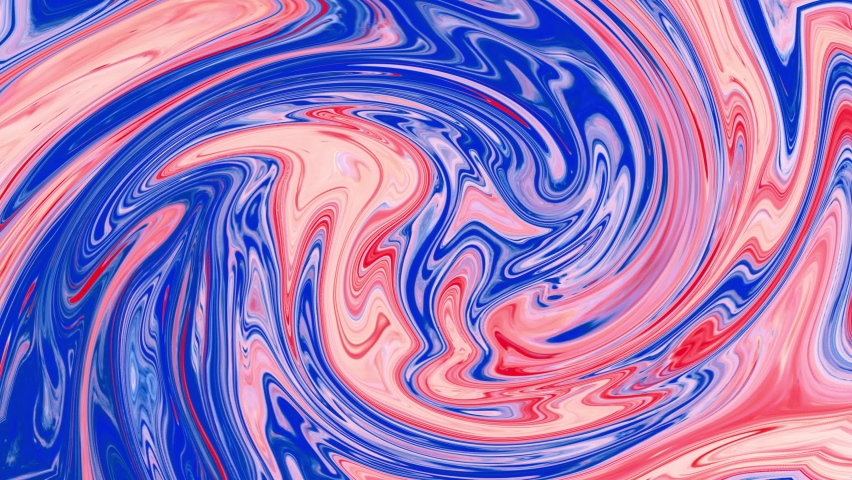 Abstract Liquid Painting Texture. Very Nice Abstract Colors Of Infinity Background Texture Video. Swirls of marble. Liquid Red and Blue marble texture. Marble ink colorful. Fluid art 3D Abstract,4K. | Shutterstock HD Video #1058905532