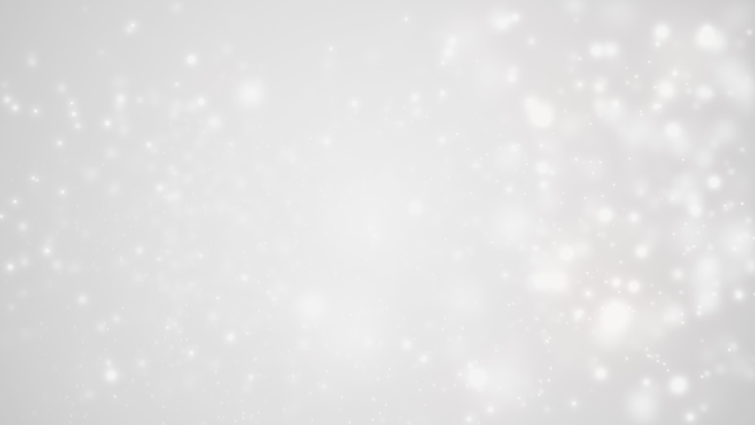 Abstract motion background shining silver particles. Shimmering, glittering, sparkling with bokeh. Seamless loop video in 4K | Shutterstock HD Video #1059134573