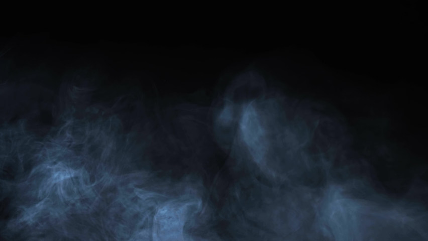 Abstract white smoke in slow motion. Smoke, Cloud of cold fog in light spot background. Light, white, fog, cloud, black background, 4k, ice smoke cloud. Floating fog. | Shutterstock HD Video #1060163702