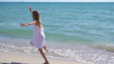 Naked girls at beach video Child Naked And Barefoot Running Stock Footage Video 100 Royalty Free 1016556295 Shutterstock