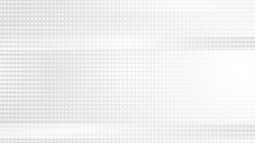 Light grey abstract technology geometric minimal motion background. Seamless looping. Video animation Ultra HD 4K 3840x2160 | Shutterstock HD Video #1060233311