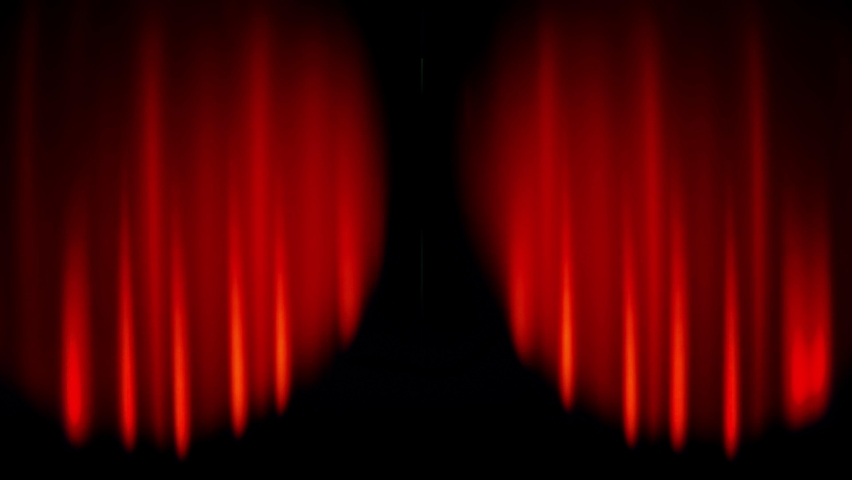 Real Velvet Cloth Stage silk red Curtain open on green screen. Curtain For theater, opera, show, stage scenes. This opening curtain are shooted on Red Camera - slow motion. Real Cinematic Curtain. | Shutterstock HD Video #1060981099