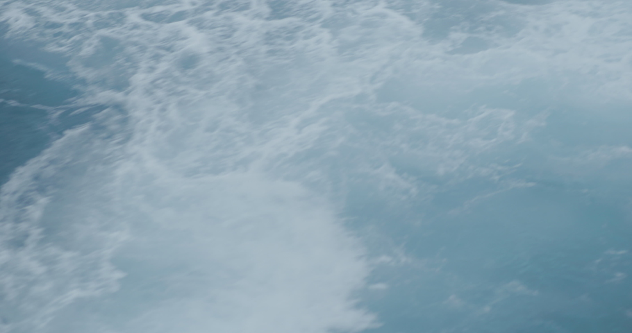 Drake Passage/Antarctic Ocean - Huge waves from a storm in the Drake Passage in the Antarctic Ocean | Shutterstock HD Video #1061869057