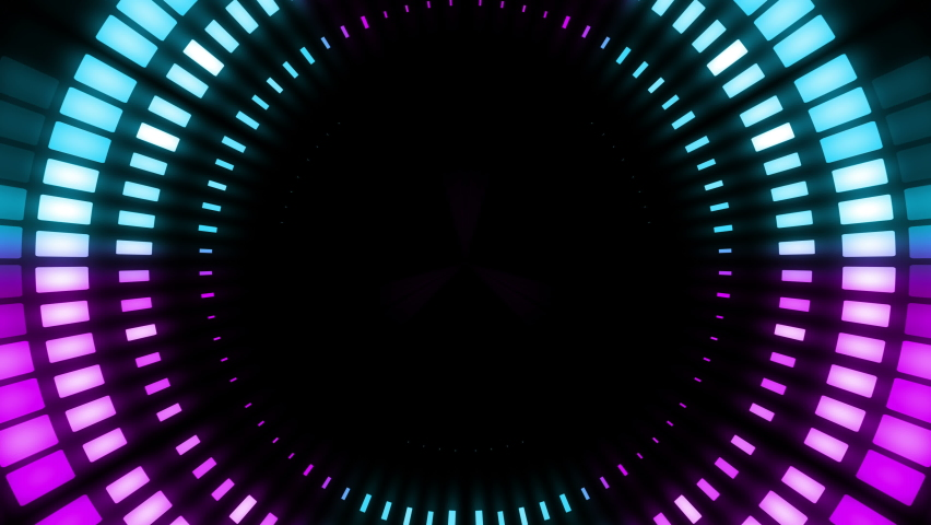 neon graphic abstract modern bright Royalty-Free Stock Footage #1062030097