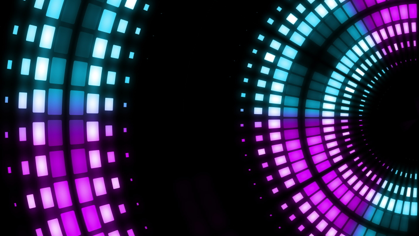 neon graphic abstract modern bright Royalty-Free Stock Footage #1062030103